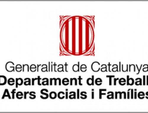 Ajuts del Departament de Treball de la Generalitat de Catalunya, destinats a persones treballadores